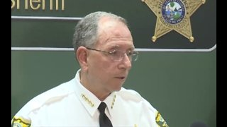 Martin County Sheriff William Snyder says two women at center of human trafficking investigation