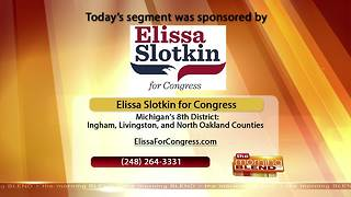 Elissa Slotkin for Congress - 8/6/18