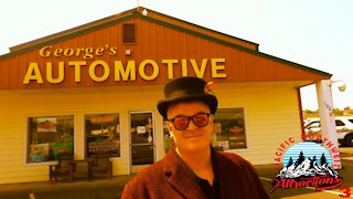 George's Automotive (S1 E3) Pacific Northwest Attractions