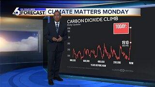 Climate Matters Monday - Carbon Dioxide Climb