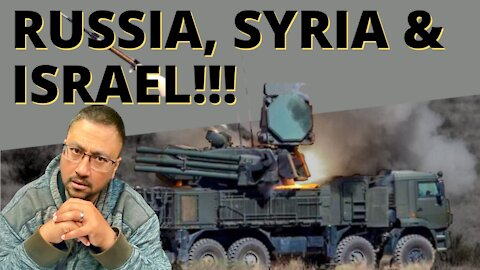 RUSSIA just signaled ISRAEL in a VERY UGLY WAY!!!