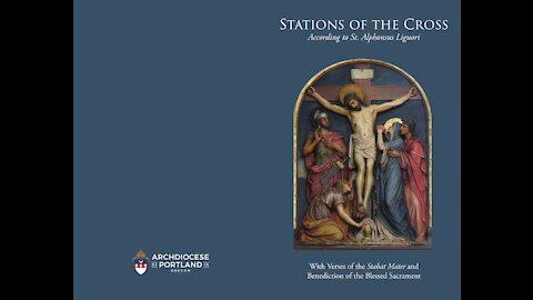 Stations of the Cross Rev. Michael Gutgsell, JCL