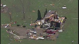 Ashtabula County storm damage