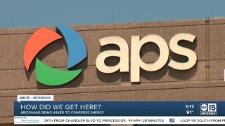 APS asks customers to conserve energy amid unprecedented heat wave