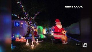 Let it Glow! Holiday lights in Las Vegas