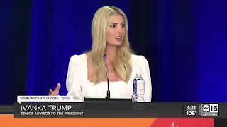 Ivanka Trump in Phoenix