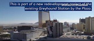 Plaza Las Vegas to redevelop Greyhound Station