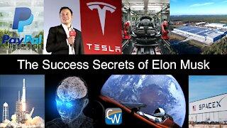 The Success Secrets of Elon Musk