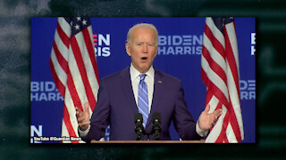 Joe Biden Asserts Victory, Calls On Americans to Unify Under His Leadership After Calling Us Chumps