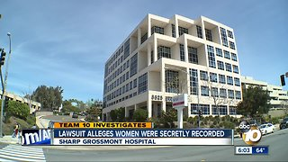 Lawsuit claims 1,800 patients secretly recorded at hospital