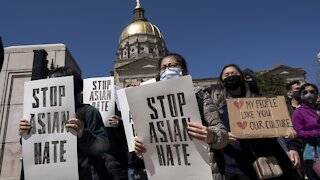 Across U.S., Rallies Support Asian Community After Atlanta Attack