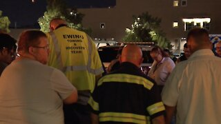 Las Vegas community comes together to support injured NHP trooper