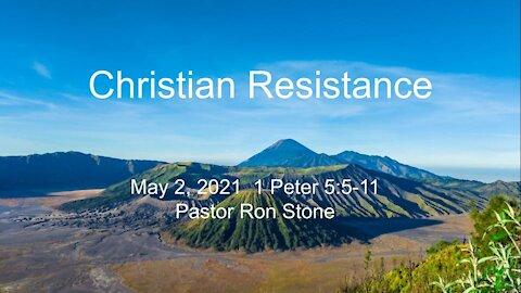 2021-05-02 - Christian Resistance - Pastor Ron Stone