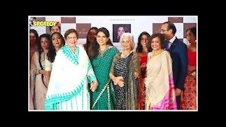 Helen, Waheeda Rehman & Shaina NC Attend The Rendezvous Series