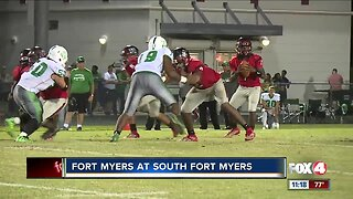 Fort Myers Green Wave at South Fort Myers Wolfpack