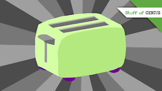 Stuff of Genius: The Pop-up Toaster