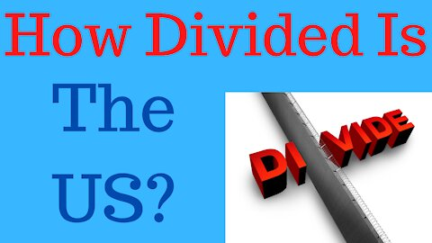 How Divided Is Our Country And What Should We Do About It?