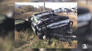 Nebraska State Patrol reminds drivers of move over law