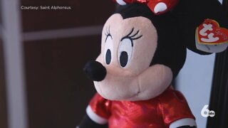 """Hospital staff bring """"Disney magic"""" to their patient"""