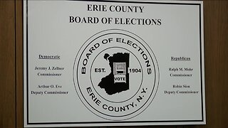 COVID-19 and voting: Erie Co. Board of elections changes rules to allow absentee voting