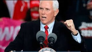 IT BEGINS! VP Pence Officially Supports Challenging Electoral College Certification!