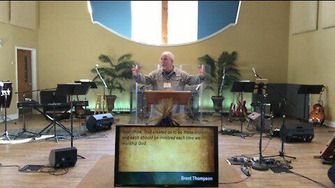 Worship service 3-21-21