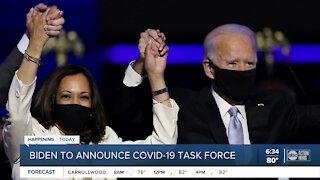 Biden, Harris announce COVID-19 advisory board as part of transition team