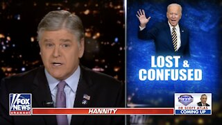 Sean Hannity: Biden's cognitive problems are 'getting scary'