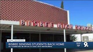Bisbee Unified Schools to go virtual