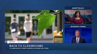 Denver7 News 5 PM   Wednesday, October 7