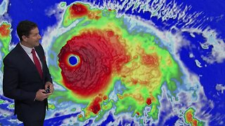 Hurricane Dorian update 8/31/19 - 5am