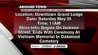 Around Town - Grand Ledge Memorial Day Parade - 5/24/19