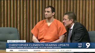 Judge to decide what evidence can be used in Tucson child murder trials