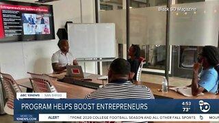 Program aims to help African American entrepreneurs