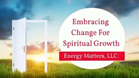 Embracing Change For Spiritual Growth