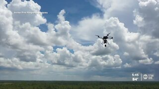 Manatee 911 systems could soon use drones