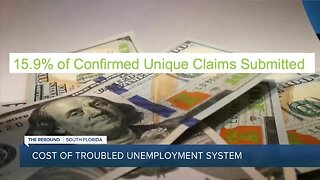 Only 15.9 percent of Florida's unemployment claims paid so far