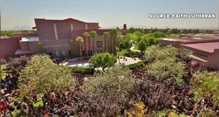 Faith Lutheran school reopens in Las Vegas