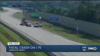 Fatal crash in Charlotte County