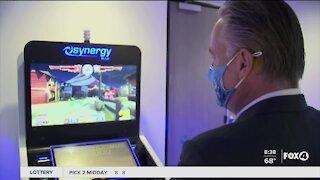 New gambling machine designs