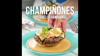Hawaiian Portobellos