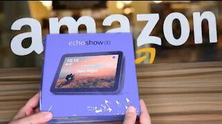 Amazon Echo Show 8 unboxing & review