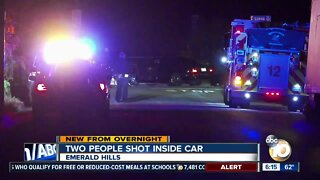 Police investigate Emerald Hills shooting