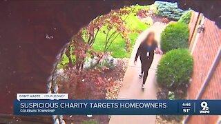 DWYM: Veterans charity scam