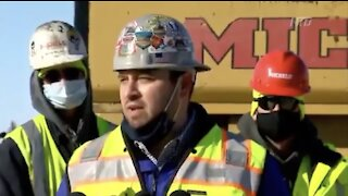 Laid-Off Keystone Pipeline Workers Speak Out on Job Loss