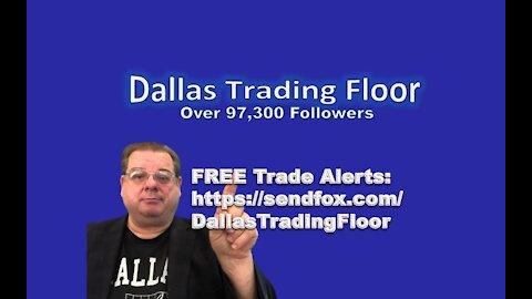 Dallas Trading Floor No 316 - June 17, 2021
