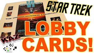 Star Trek Lobby Cards