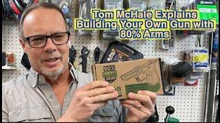 Build Your Own Pistol, Part 1: Making An 80% Handgun Frame