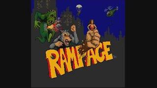 Rampage - Videogame Sala Giochi anni 80