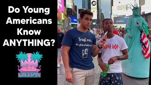 UNREAL: Do Young Americans Know ANYTHING?!